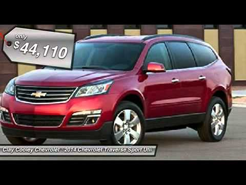 2014 CHEVROLET TRAVERSE IRVING, TX EJ111615. Clay Cooley Chevrolet