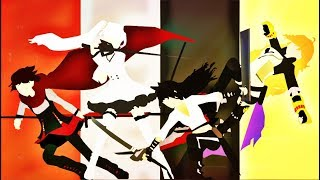 RWBY AMV ~ Best Day of My Life [Thanks for 6,000!!]