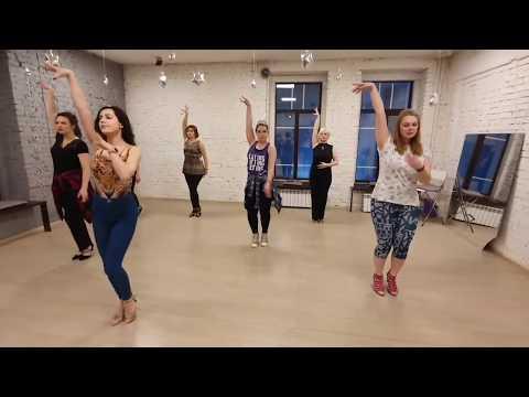Bachata Lady Style — тренер Мария Матюхина (хореография  Екатерина Щербакова)