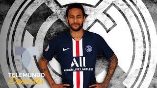 Las llamadas de Neymar que lo acercaron al Real Madrid | Telemundo Deportes