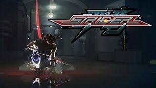 Strider 2014 (PC Gameplay)