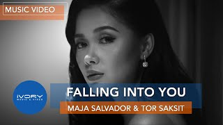 Maja Salvador & ToR Saksit | Falling Into You | Official Music Video