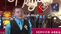 Pelinhoitajaksi Feel Vegas -clubille?