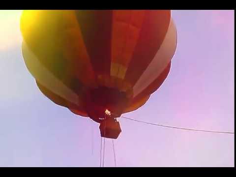 Hot Air Balloon Ride || Dakpathar...