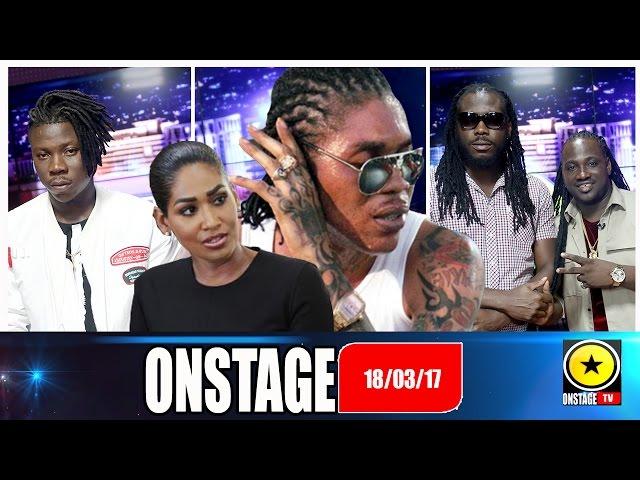 I-Octane & Skatta Burrell Chat Kartel & Lisa Hanna: Stone Bwoy - Onstage March 18 2017 (FULL SHOW)