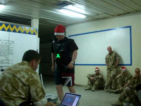 christmas X factor in iraq