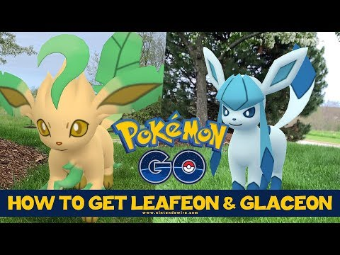 How To Get Glaceon & Leafeon In Pokémon Go (And More!)