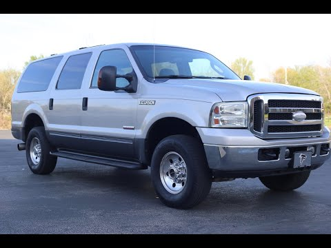 2016 Ford Excursion By Cabt Youtube
