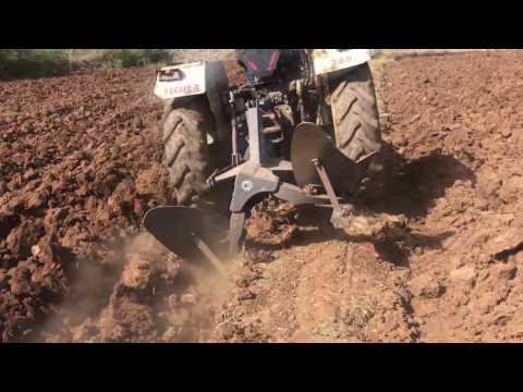 Single Furrow Reversible Plough ( CP Agro Tech )