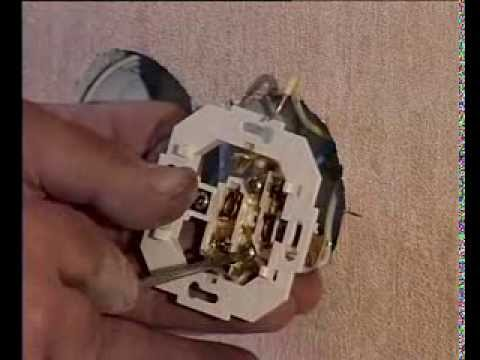 Розетка монтаж телефонной и электрической розетки своими руками. Обучение.