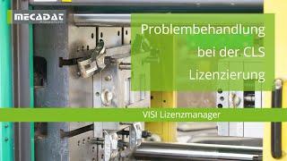 VISI - Supportvideo ''Problembehandlung bei der CLS Lizenzierung''