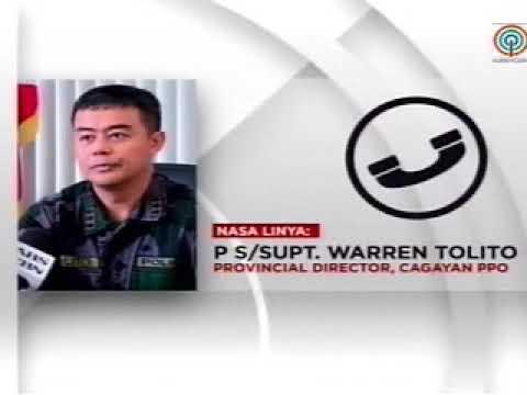 TV Patrol Cagayan Valley - Aug 21, 2017