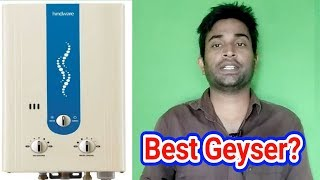 Best Hindware Gas Geyser? - Complete Geyser Buying Guide & REVIEW in Hindi