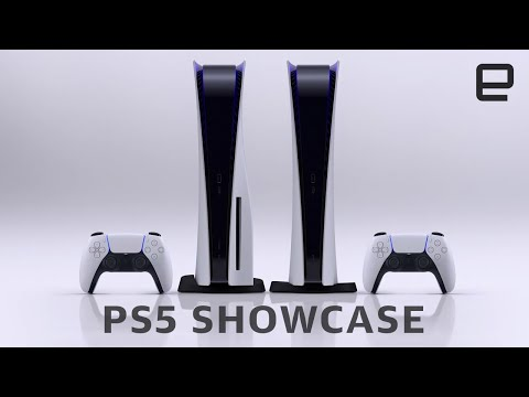 PS5 price announcement and games showcase in 10 minutes