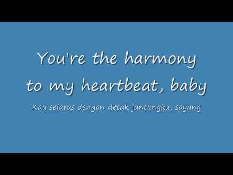 Harmony To My Hearth Beat (Sally Seltman)  Lirik Dan Terjemahan