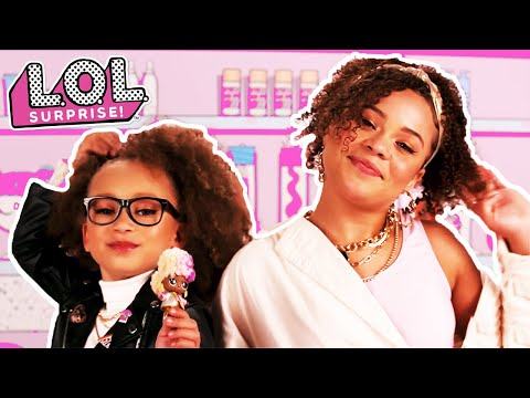 UNBOXED! | LOL Surprise! #Hairvibes | Season 4 Episode 17