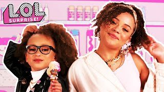 UNBOXED! | LOL Surprise! #Hairvibes | Season 5 Episode 1