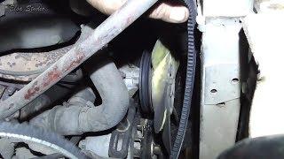 Замена ремня генератора ВАЗ 2121 Нива