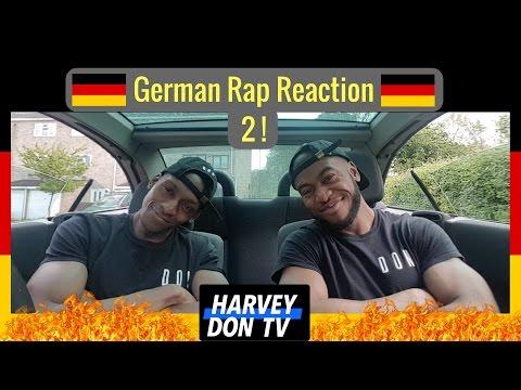 German Rap Reaction 2 Ft SpongeBOZZ, BONEZ MC & RAF CAMORA, Haftbefehl