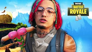 Drug Addicts - Lil Pump | A Fortnite Montage (Bass Boosted)