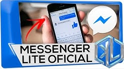 SAIU!! Facebook Messenger Lite (Oficial) - Exclusivo
