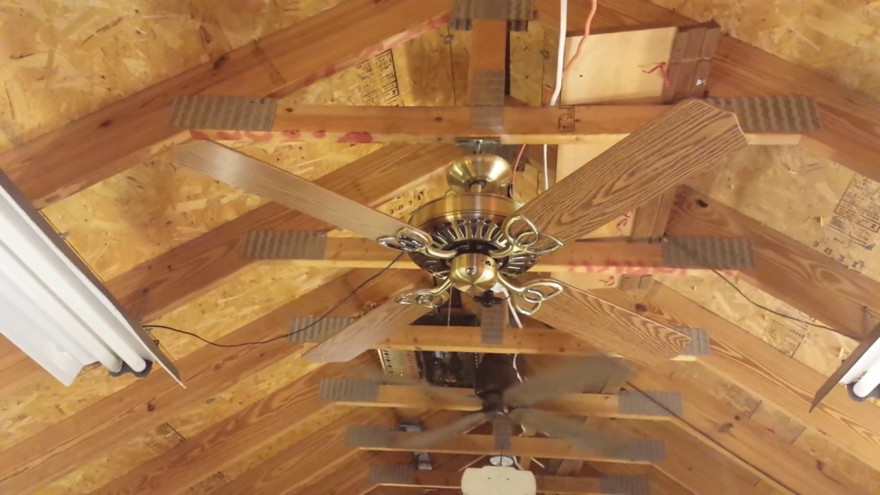Broan Made By Alaska 52 Ceiling Fan