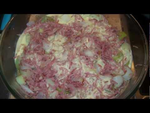 recette-régime-dukan-:-blanc-de-poireau-au-jambon-fumé