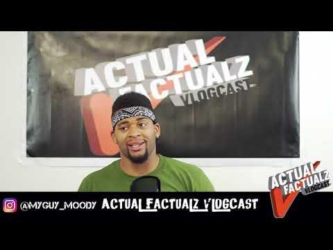 "Actual Factualz VlogCast Episode 24 ""SchBakeland"" thumbnail"