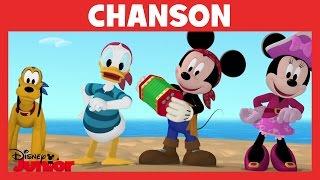 La Maison de Mickey - Chanson : La gigue du pirate