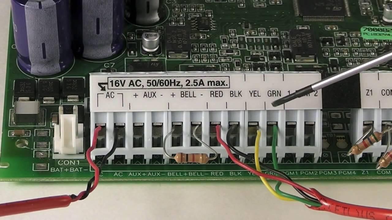IpDatatel LLC DSC BAT Installation Wired & Wireless on