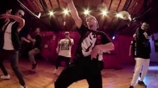 J Balvin Ft. Pharrell Wiilliams, Bya & Sky- Safari Choreography @julioelements