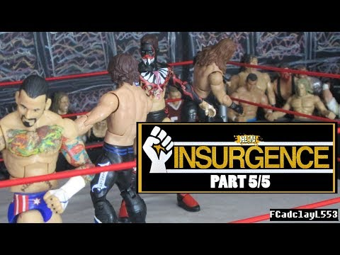 No Limits Wrestling: Insurgence (5/5) (Stop Motion) (HD)