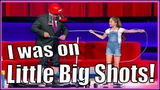 11 year old inventor Mikky | Little Big Shots Australia