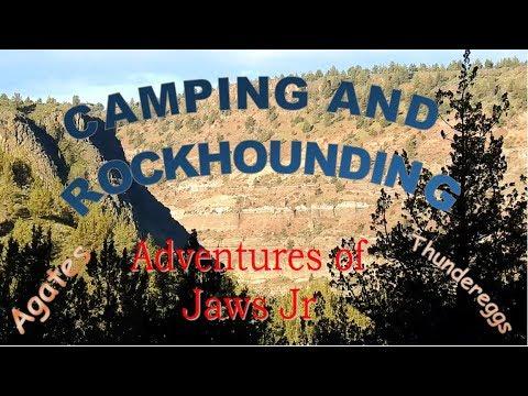Camping and Rockhounding