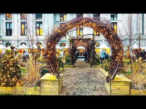 Winter Village Philadelphia 2016