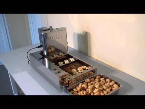 OTEX OFS-02 Mini Donut Machine - Quick mode