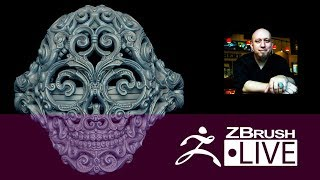 T.S. Wittelsbach - Sculpting, Printing & ZBrush 4R8 - Episode 1