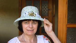 Украшение для шляпки . Цветы из атласных лент для украшения.