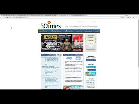 5dimes Mobile Sportsbook Review Black Chip Poker
