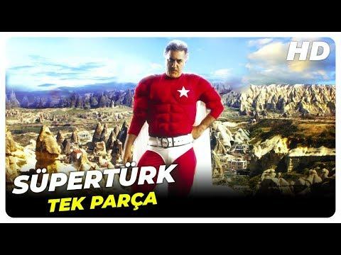SÜPERTÜRK   Tamer Karadağlı Türk Komedi Filmi Full İzle (HD)