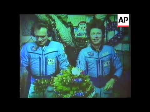 Mir Cosmonauts