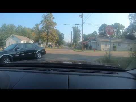 Greenville Ms, 8th Street Video September 2019