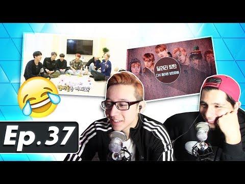 GUYS REACT TO BTS 'Run BTS' Ep. 37