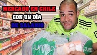 HACIENDO MERCADO EN CHILE CON UN DÍA DE SALARIO MINIMO
