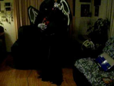 Grim Reaper Plays Guitar Hero - YouTube