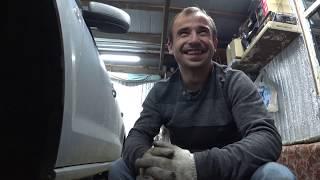 Фольксваген поло седан замена тормозных дисков и колодок