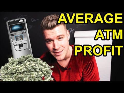 AVERAGE ATM Profits   ATM Business