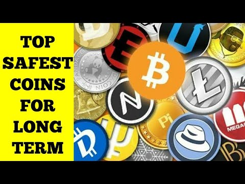 Top cryptocurrency investments long term