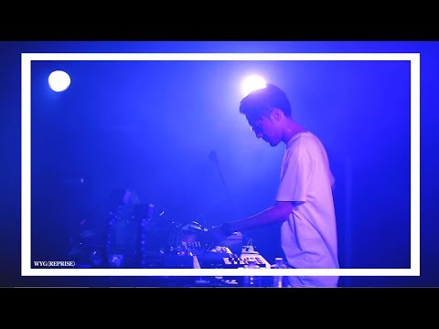 tofubeats fantasy club solo live in tokyo「WYG〜THIS CITY」
