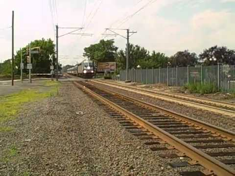 07/07/11 NJT NJCL 2303 at Red Bank, NJ
